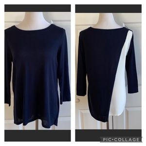 Magaschoni New York Silk and Cashmere Sweater